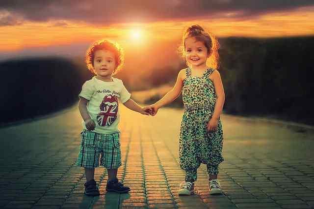 Happy Like Children