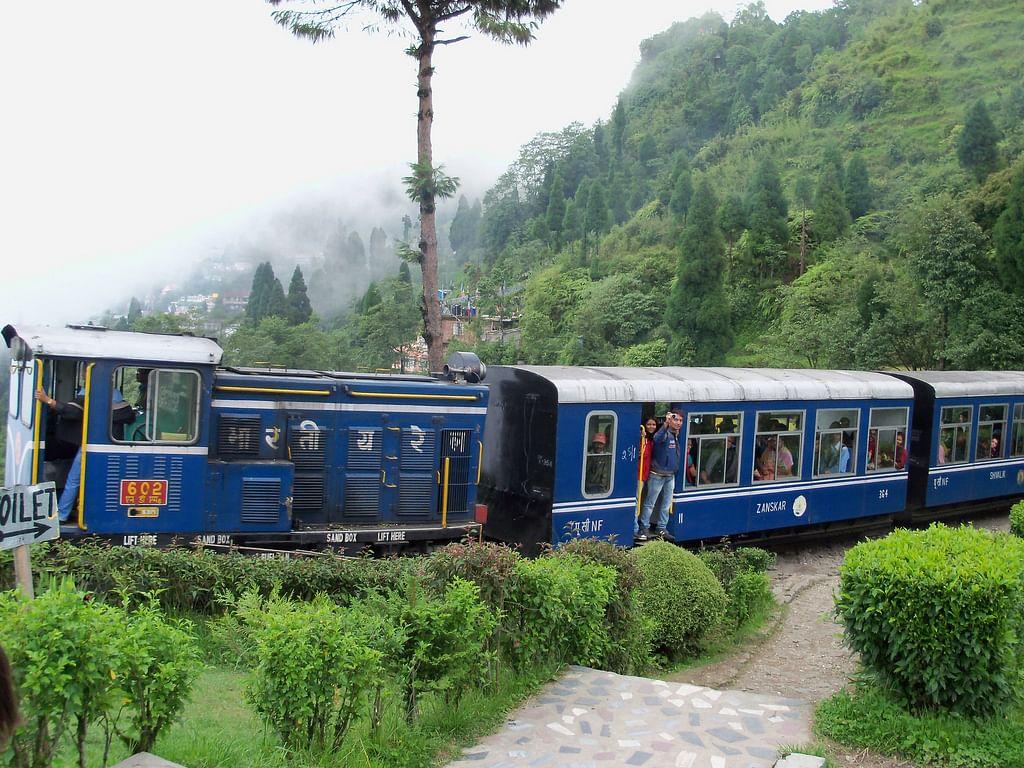 Darjeeling  Himalayan Railway001