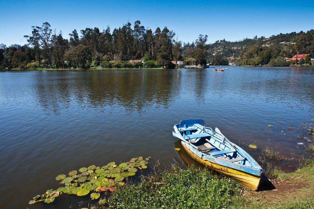 Nilavoor lake min