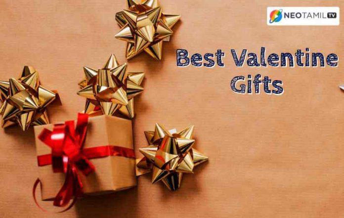 Valentine gift to boyfriend
