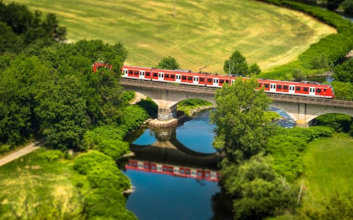 most beautiful train routes