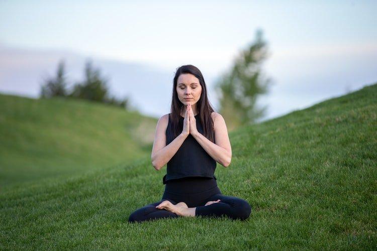 yoga training001