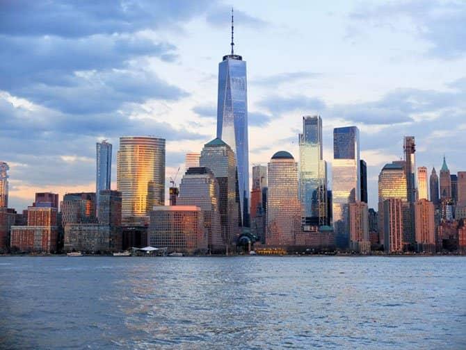 One World Trade Center 1 min