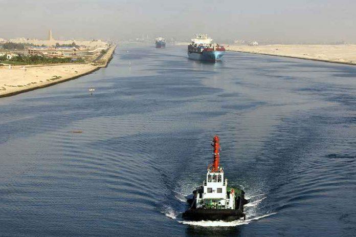 Suez Canal Egypt