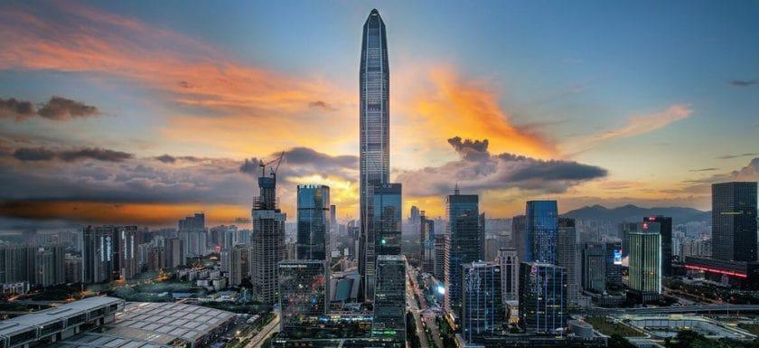 pingan tower min