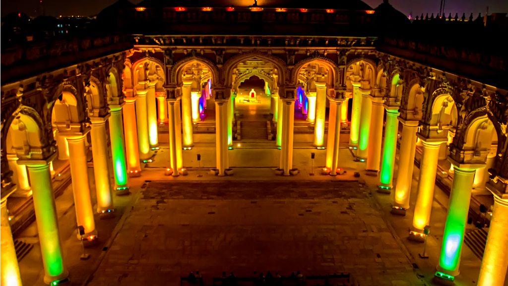 madurai palace 2 min