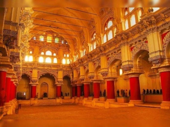 madurai palace 3 min