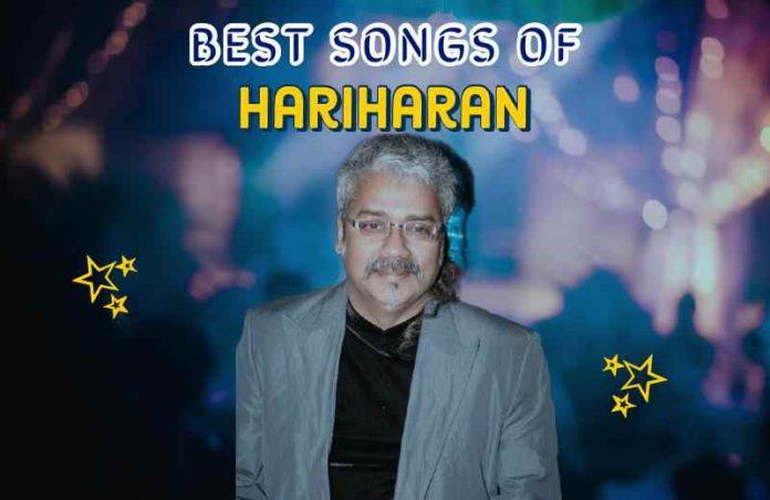 Hariharan Tamil Hits