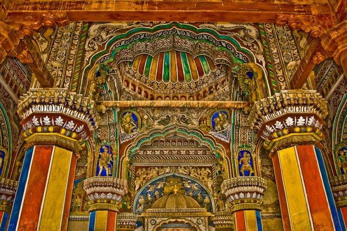 Thanjavur Palace Darbar Hall min